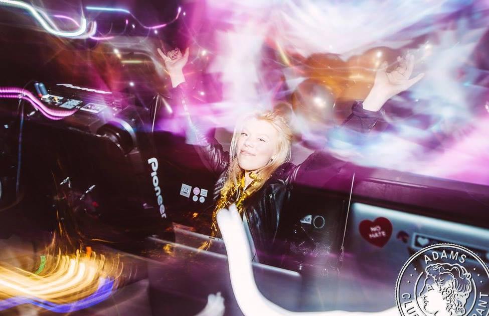 EMMA DJ SET ADAMS 2013
